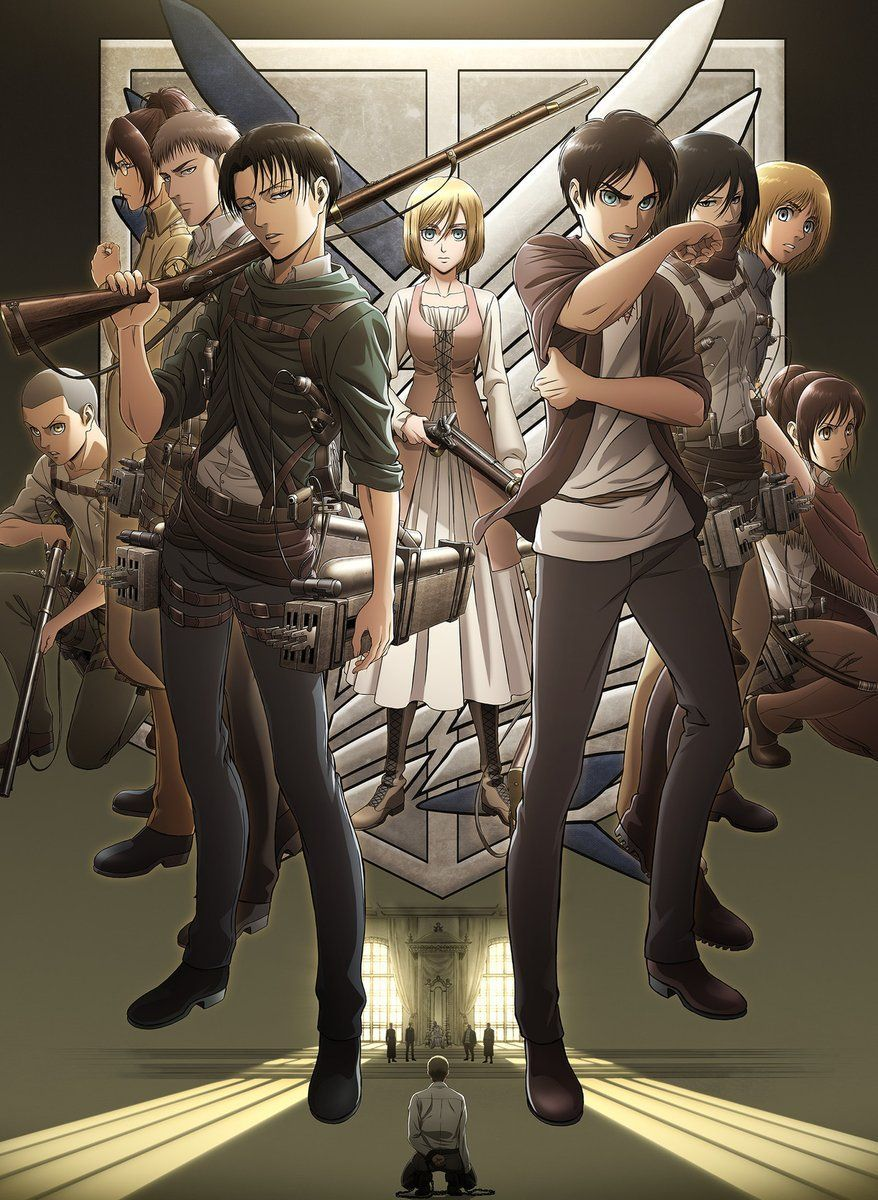 Download attack on titan tribute game for windows & read reviews. Attack On Titans Season 4 Wallpapers - Wallpaper Cave
