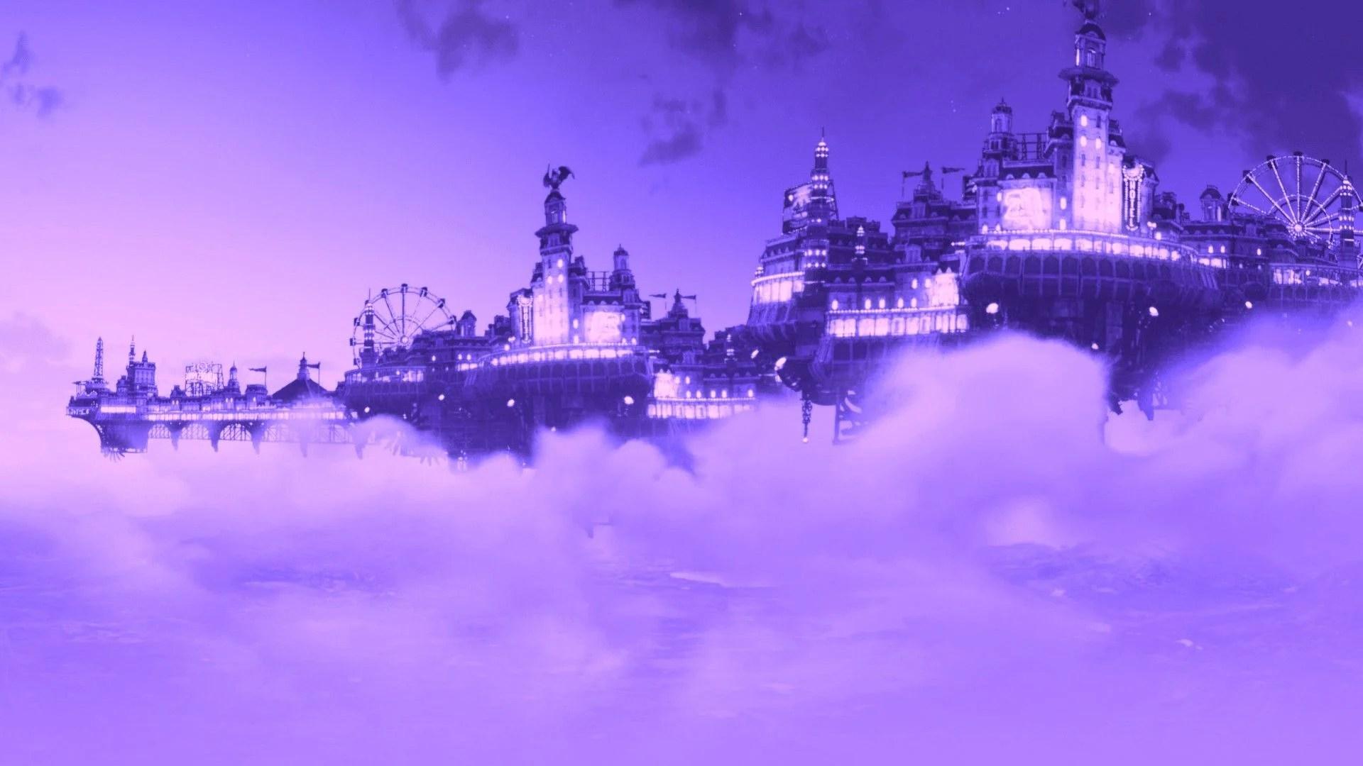 Purple Aesthetic Wallpaper Pc Hd ...