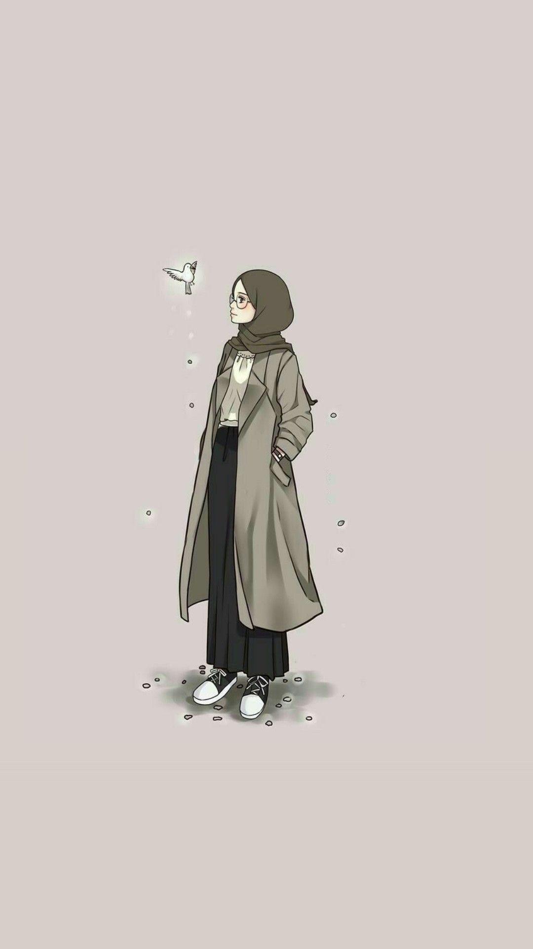 Aesthetic Wallpaper Hijab Art Novocom Top