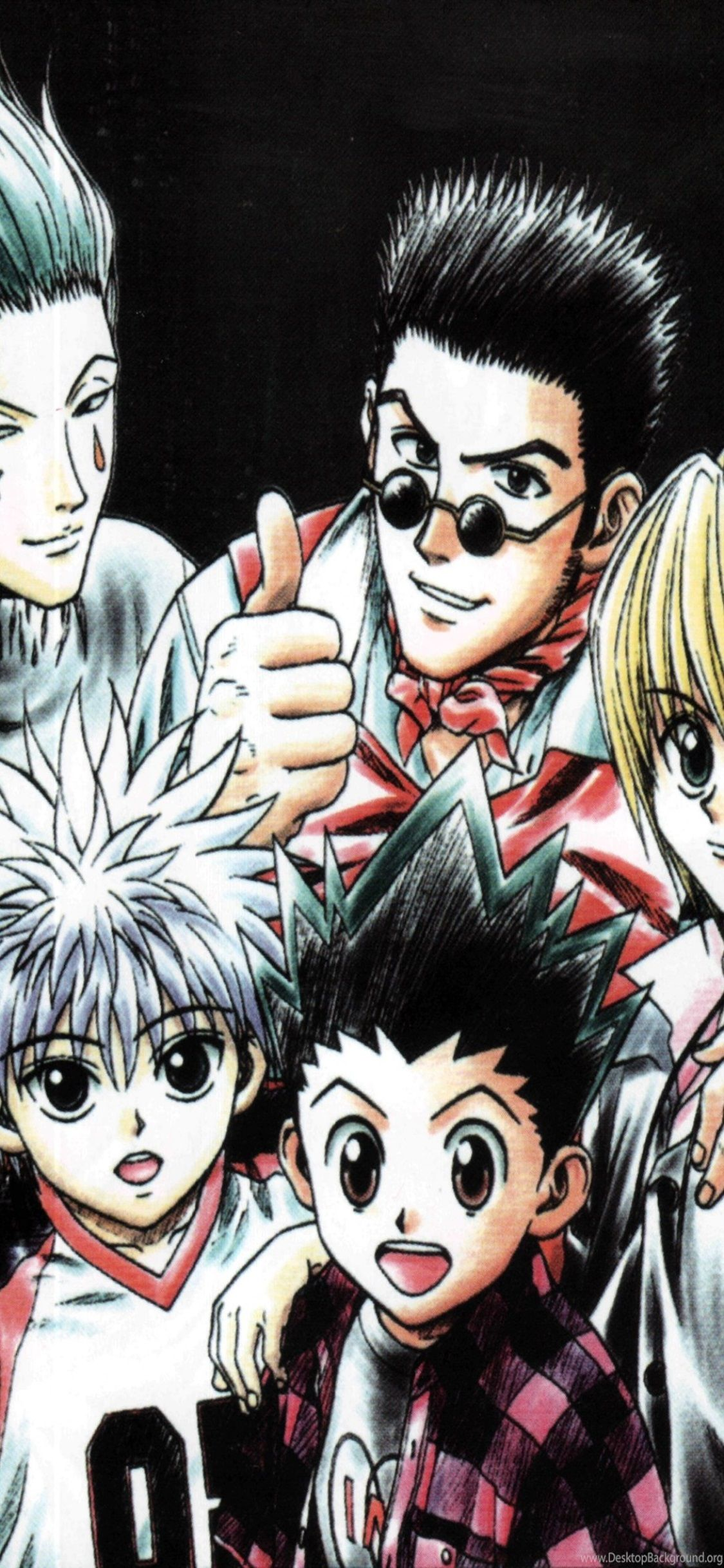 Make your device cooler and more beautiful. Hunter X Hunter iPhone HD Wallpapers - Wallpaper Cave