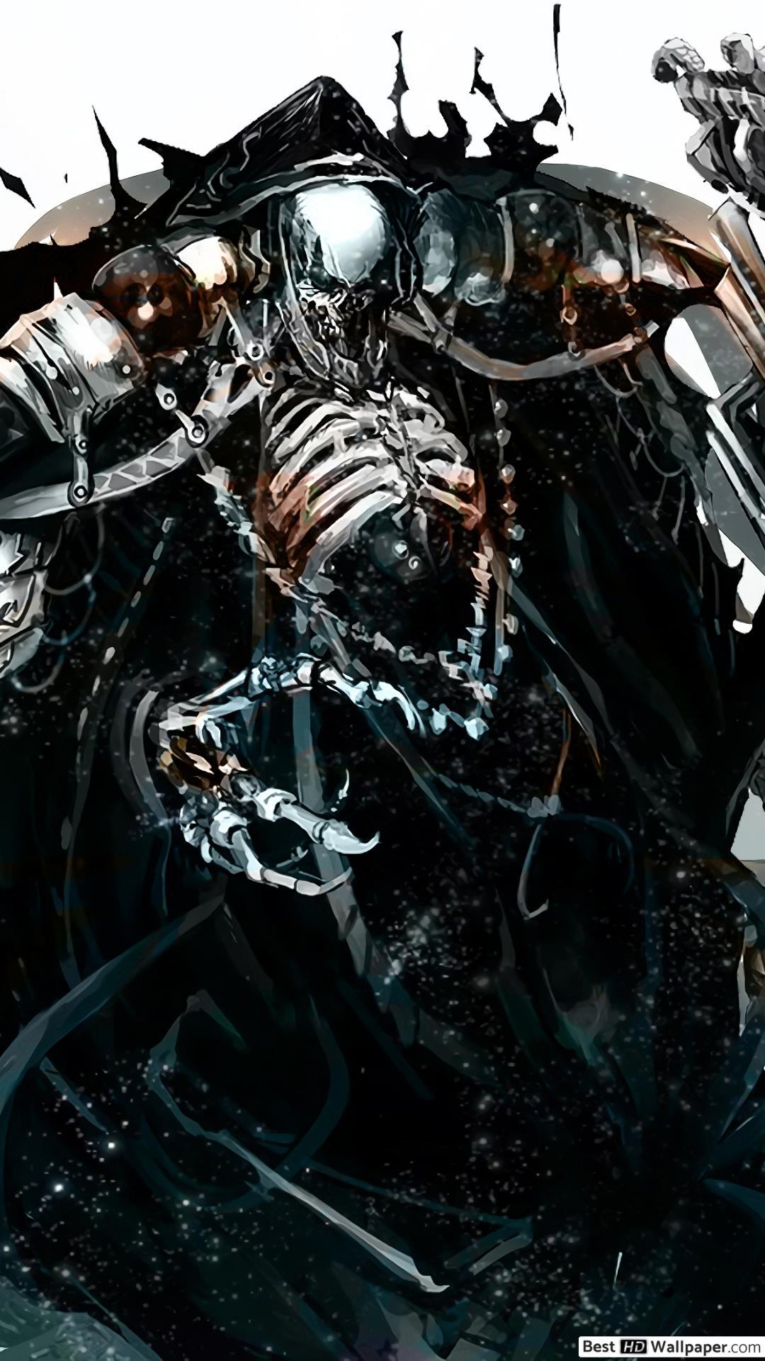 1080P Overlord Wallpaper Hd - Evileye ...
