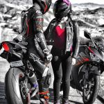 Bike Couples Wallpapers Wallpaper Cave