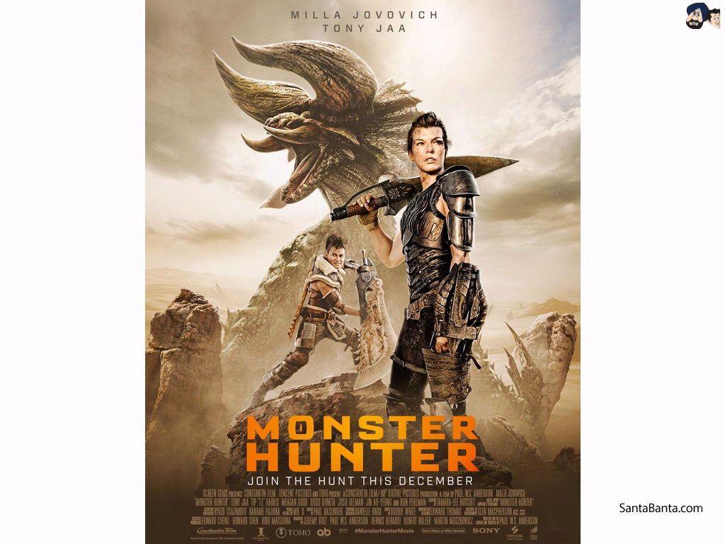 monster hunter 2020 wallpapers