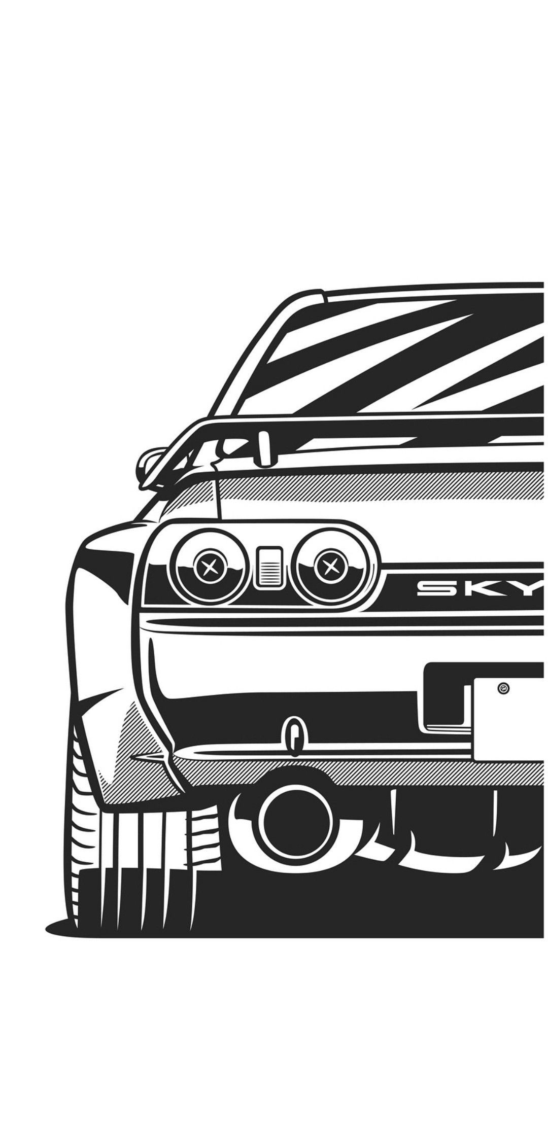 A collection of the top 43 car drawing wallpapers and backgrounds available for download for free. Car Drawing Wallpapers Wallpaper Cave