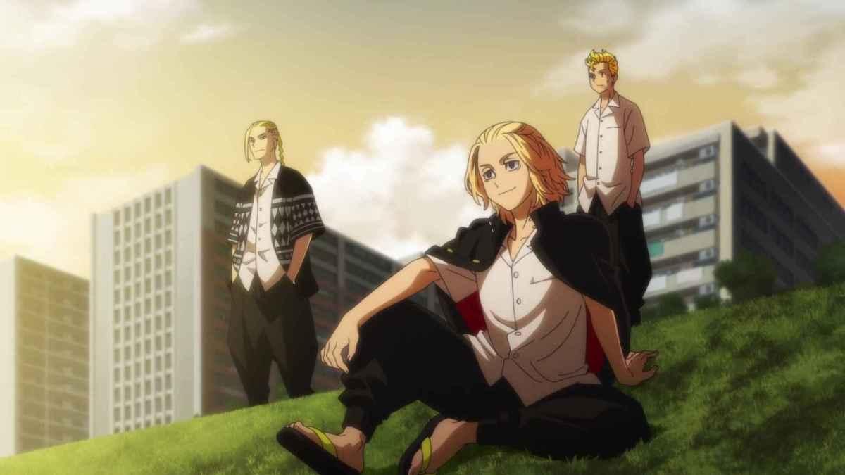 anime manga like tokyo revengers