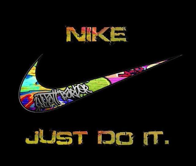 Cool Nike Logo Just Do It Wallpaper