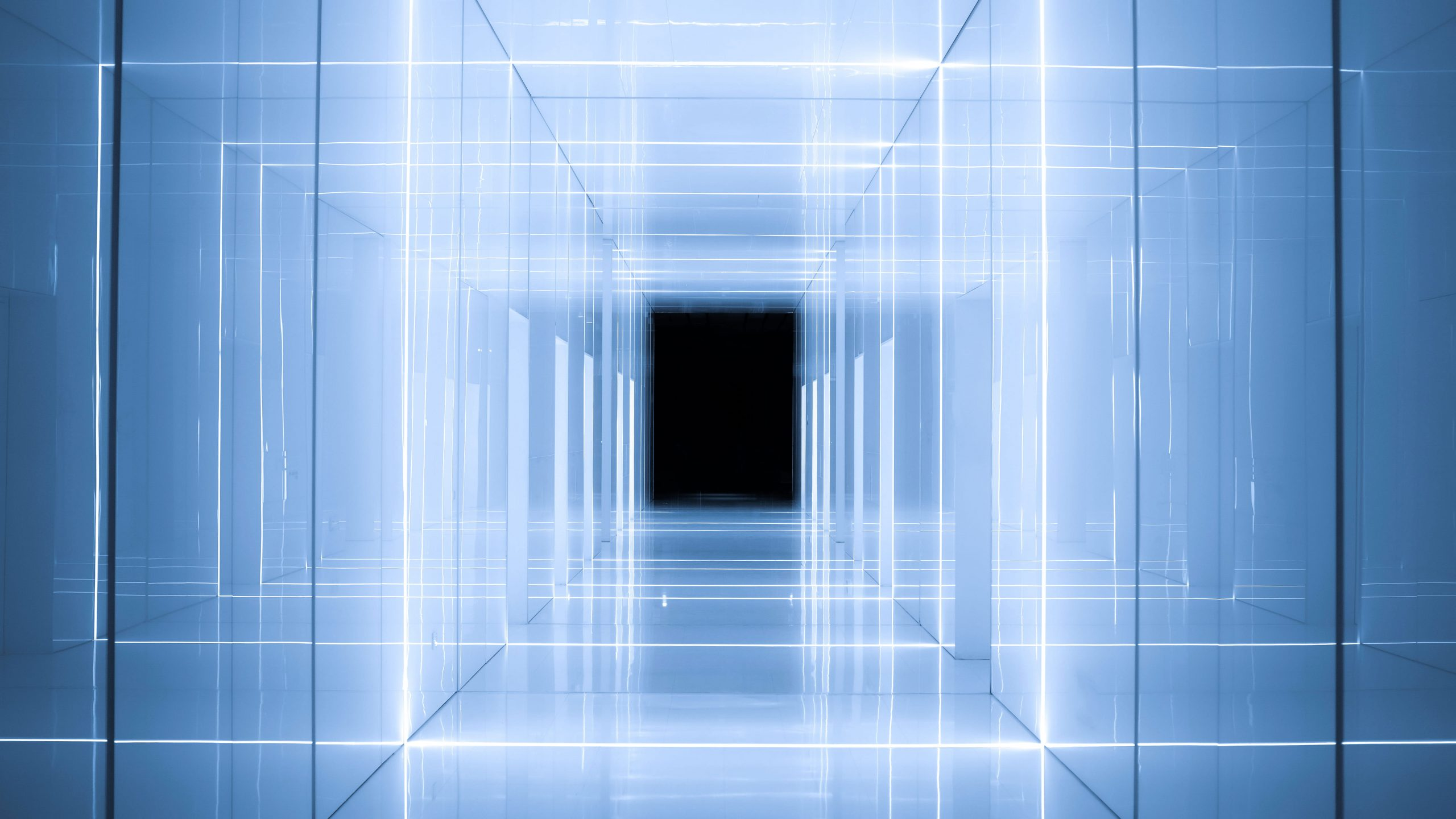 Tons of awesome aesthetic car wallpapers to download for free. Mirrored pathway wallpaper, infinity mirror, hallway, blue