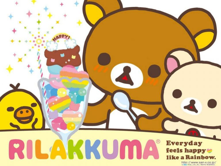 The great collection of hello kitty ipad wallpaper for desktop, laptop and mobiles. Kawaii rilakkuma wallpaper • Wallpaper For You HD