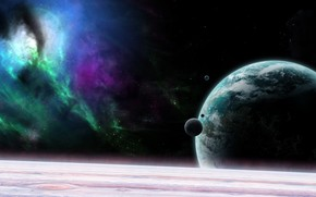 196 Space HD Wallpapers – WallpaperFX