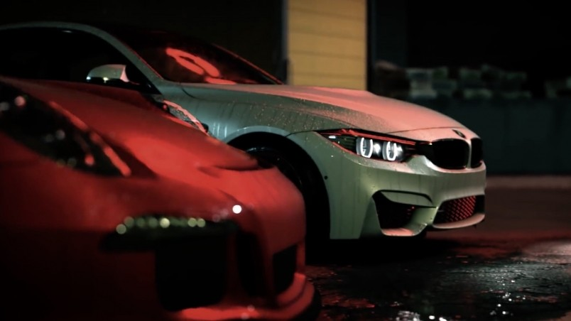 Need For Speed BMW And Porsche HD Wallpaper WallpaperFX