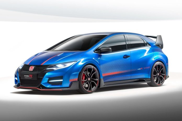 honda civic type r wallpapers hd for desktop backgrounds