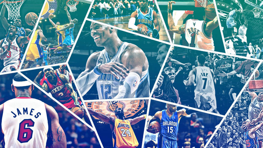 But it's not enough to go down in history. Download Aesthetic Nba Superstars Wallpaper Wallpapers Com