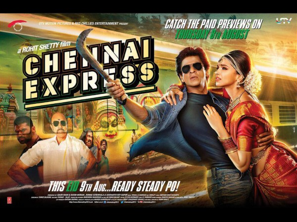 Chennai Express HQ Movie Wallpapers Chennai Express HD