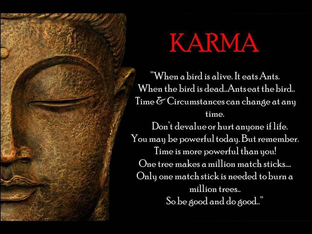 Karma Quotes: Indian Good Quotes. QuotesGram