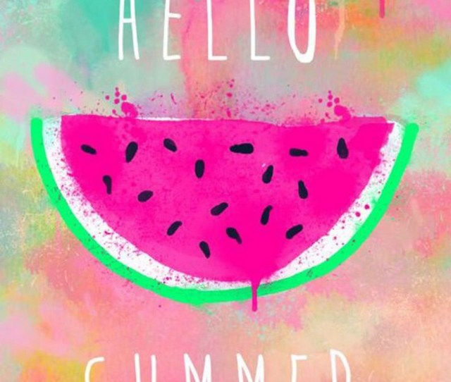 Hello Summer Cute Girly Wallpaper Android 2018 Cute Screensavers