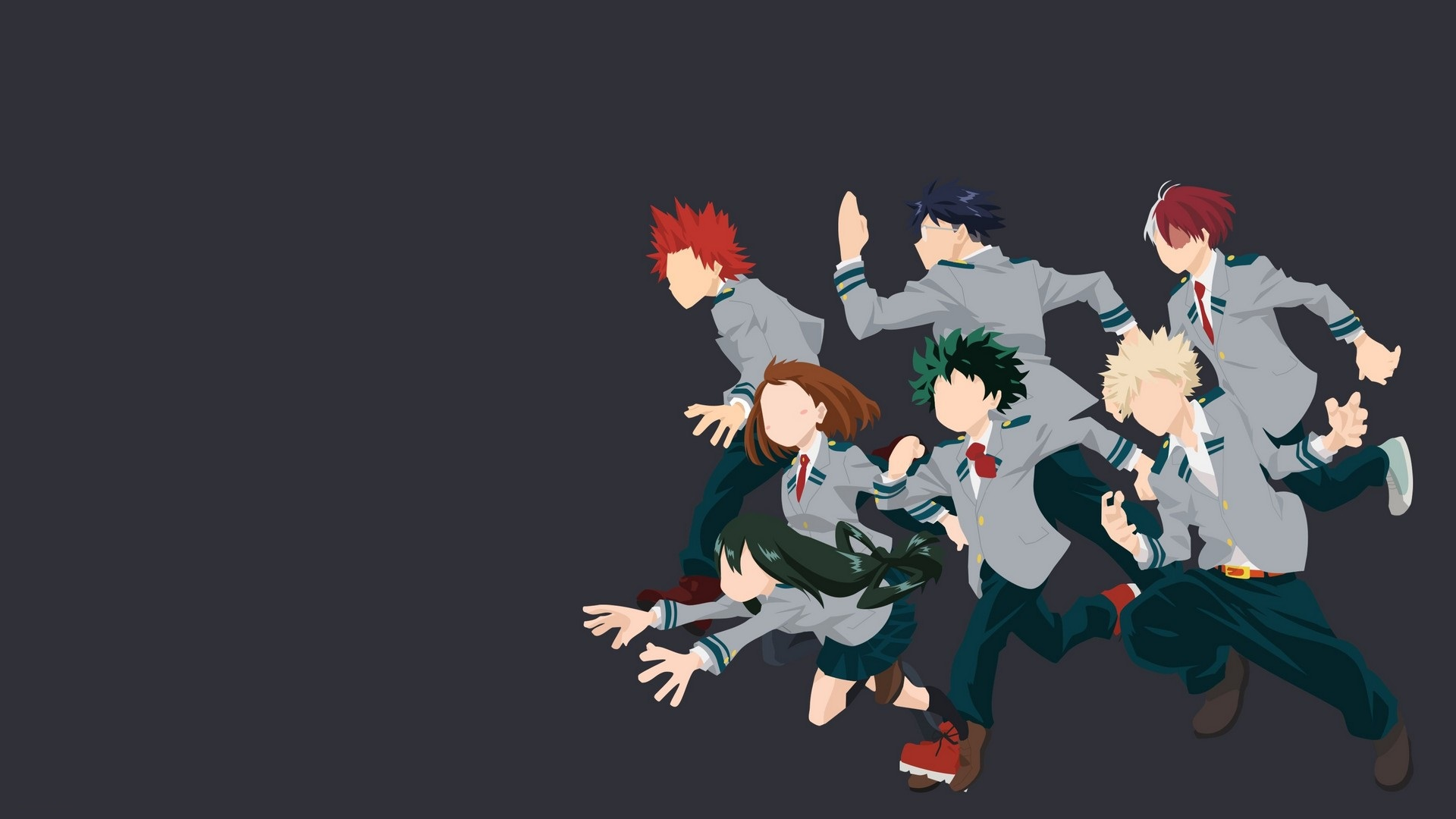 Wallpapers in ultra hd 4k 3840x2160, 1920x1080 high definition resolutions. My Hero Academia Desktop Backgrounds HD | 2021 Cute Wallpapers