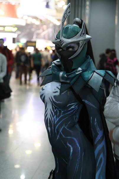 Phantom Assassin Arcana Wallpapers Dota 2 Private Collection Background Image