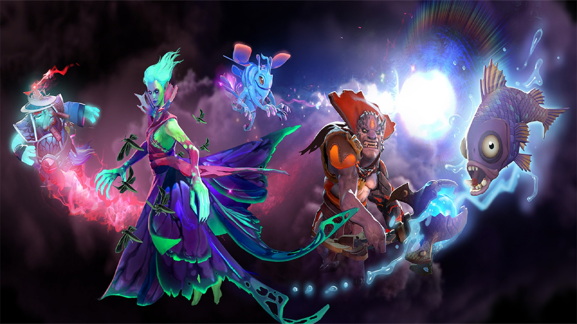 Immortal Dota 2 Items Wallpapers The Play Dota 2