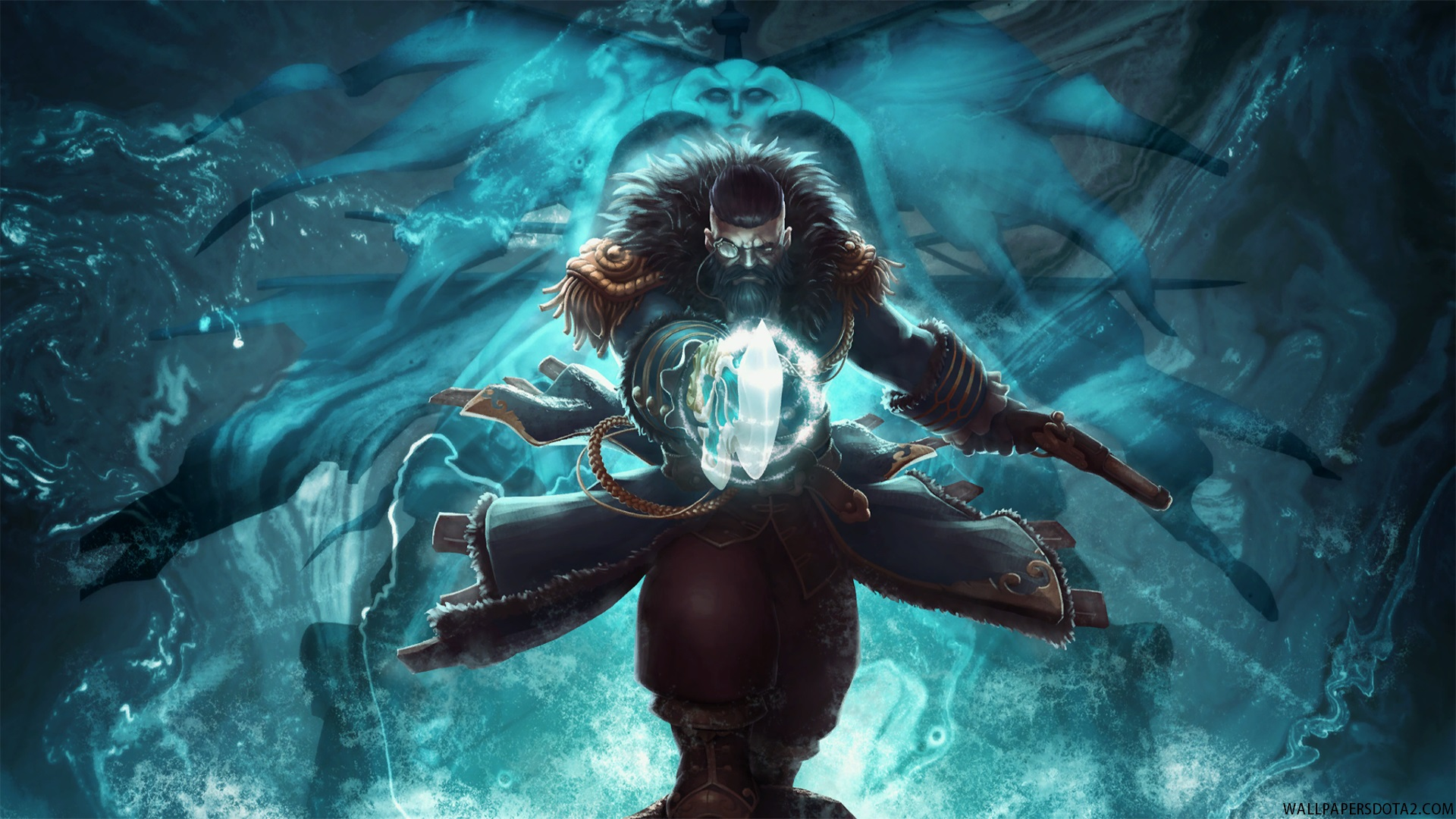 Kunkka Desktop Bestowments Of The Divine Anchor Wallpapers Download Dota 2 Wallpapers Dota 2