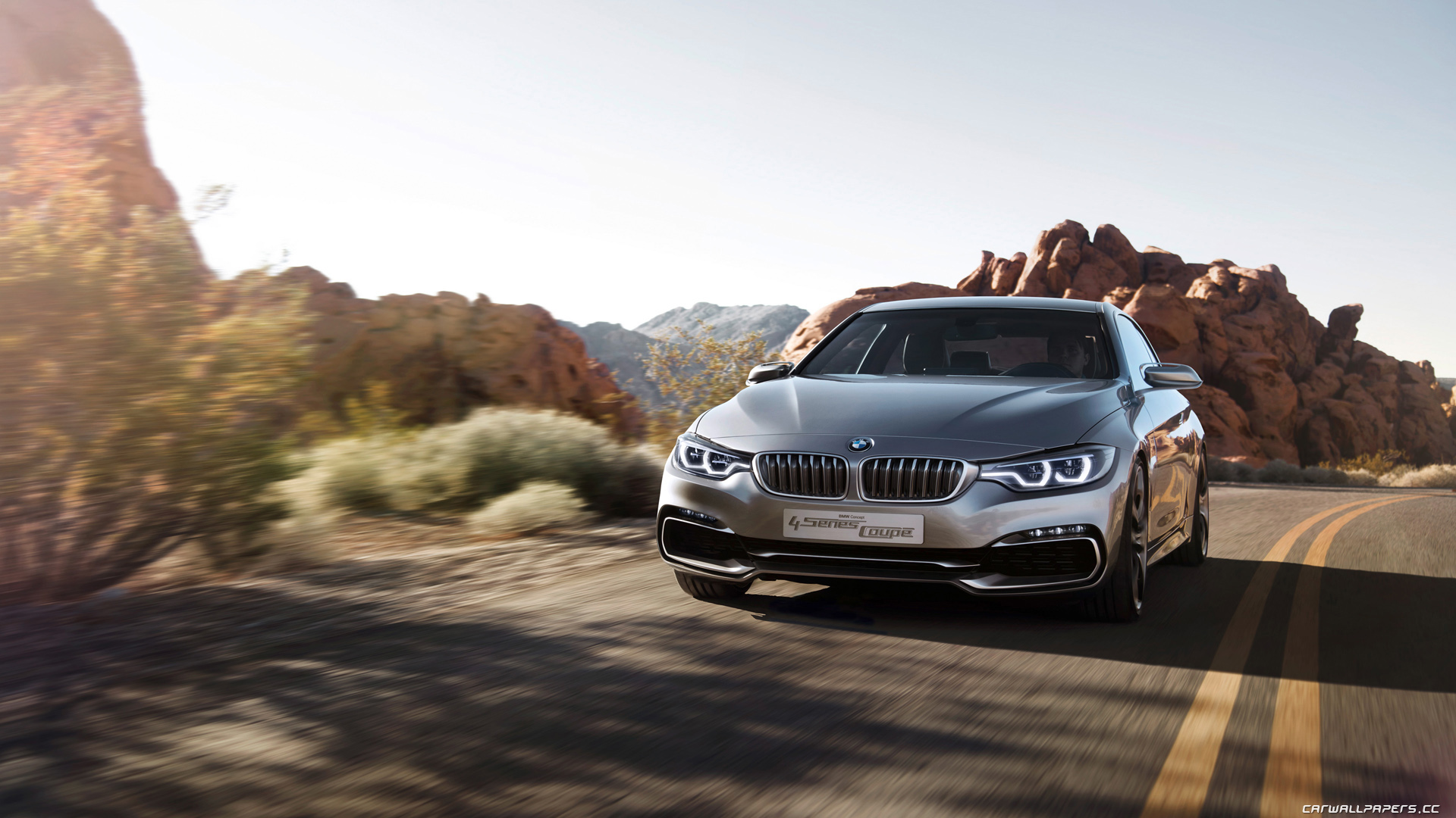 BMW 4 Series HD Wallpapers