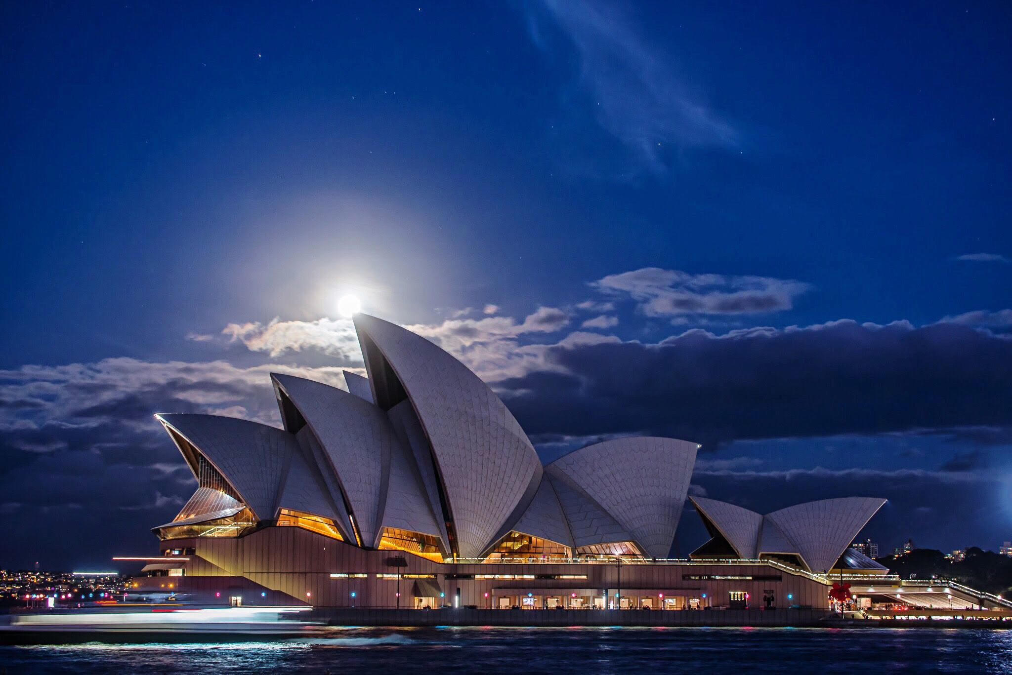 Sydney Opera House Wallpapers Backgrounds