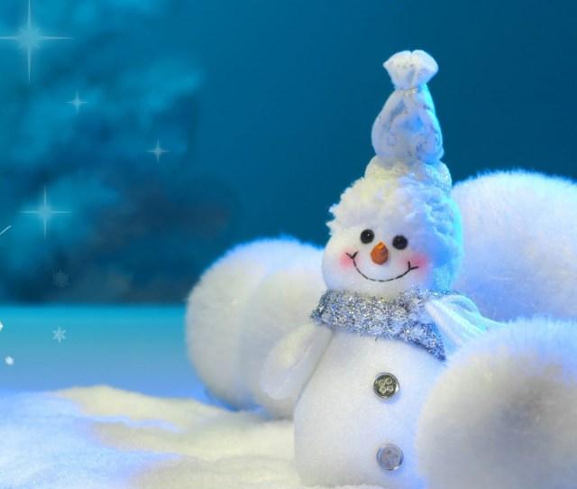 X Free Snowman Wallpapers