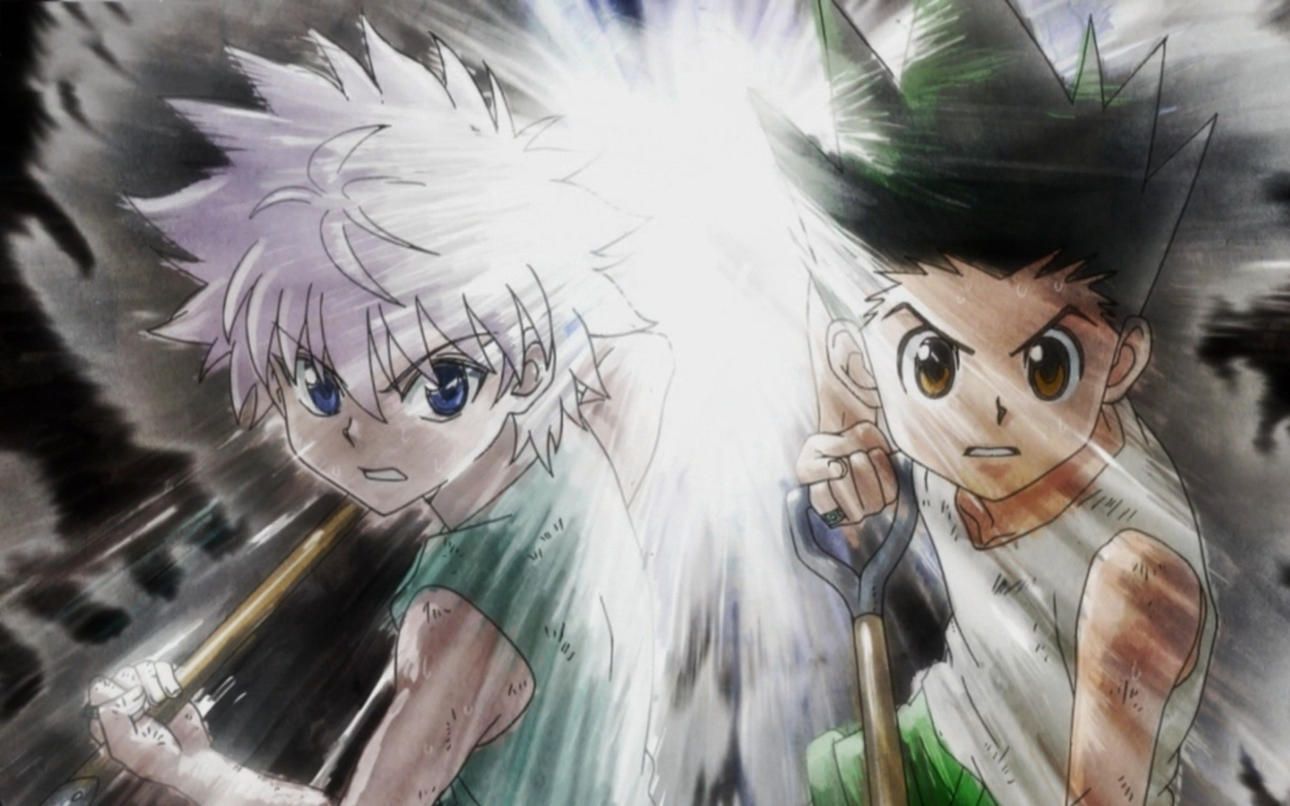 See the handpicked gon hunter x hunter wallpaper images and share with your frends and social sites. Gon Wallpapers (62+ pictures)