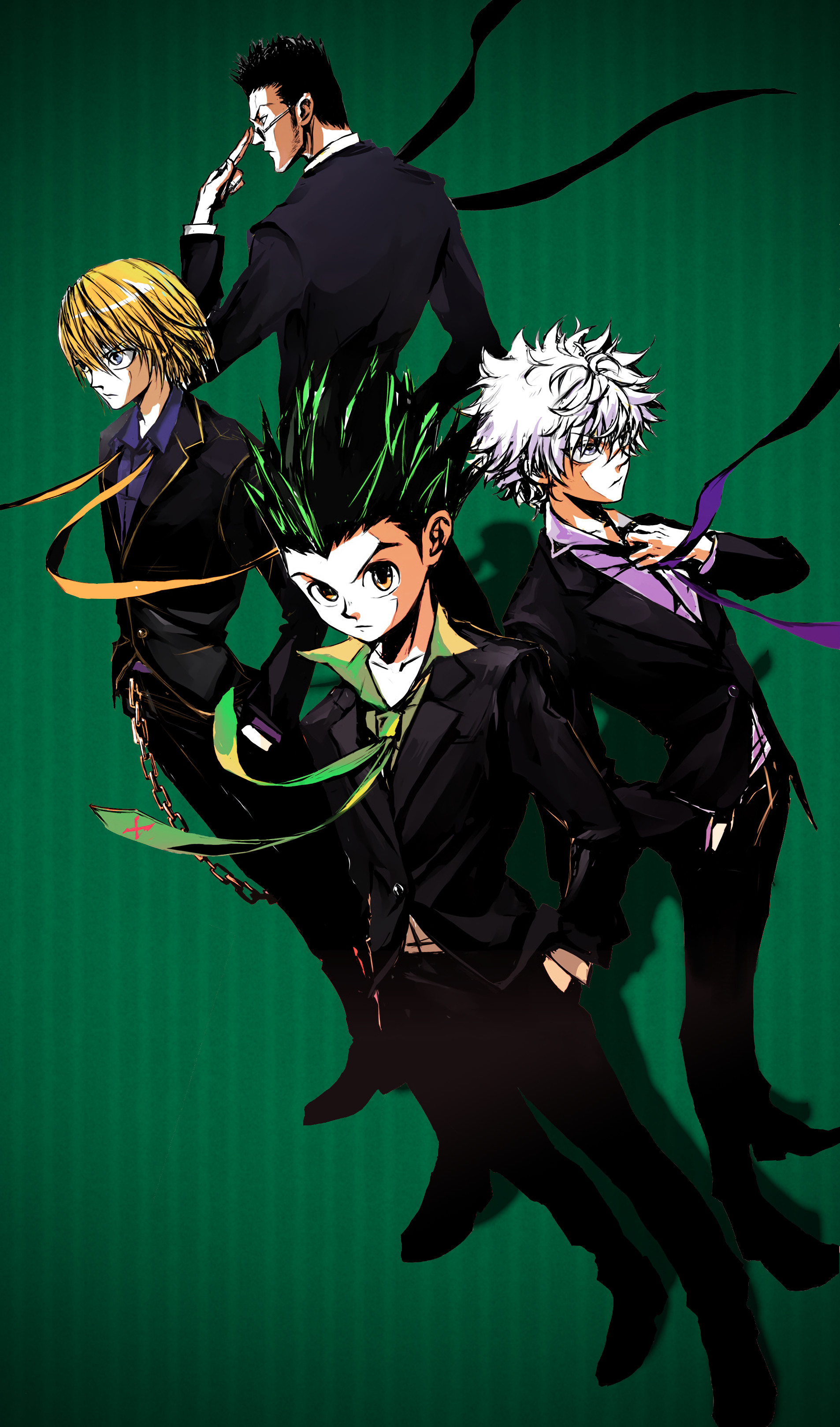 We hope you enjoy our growing collection of hd. Hunter X Hunter Wallpapers (71+ pictures)