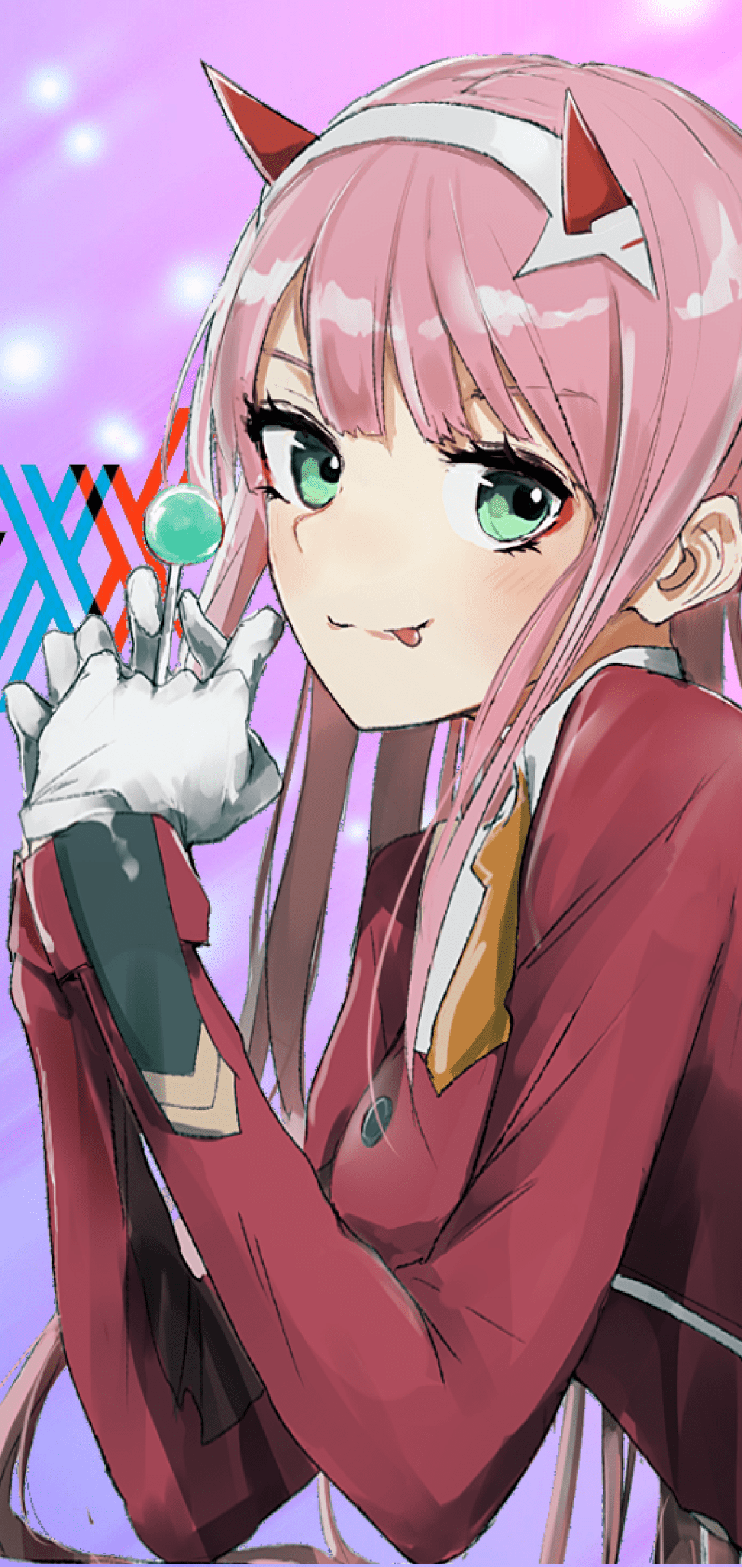 Customize and personalise your desktop, mobile phone and tablet with these free wallpapers! Zero Two Wallpapers: Top 4k Backgrounds Download