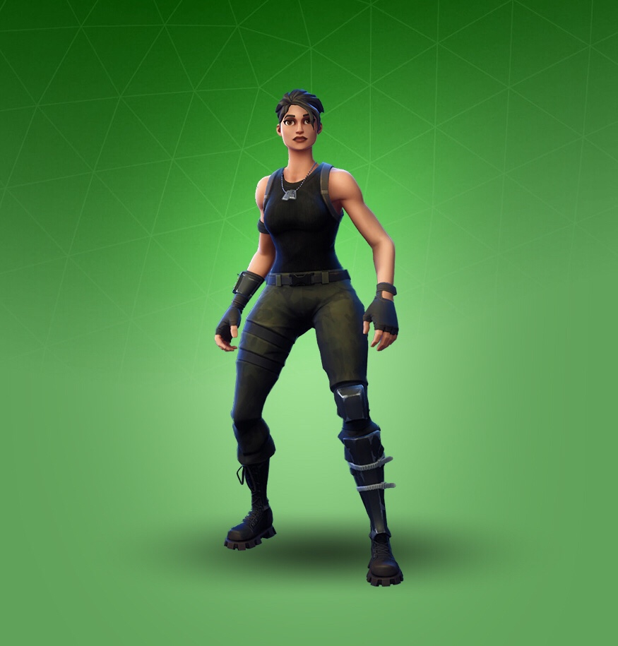 Fortnite Wallpaper Commando