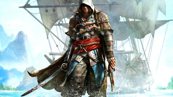 Assassins Creed IV Black Flag wallpaper 3