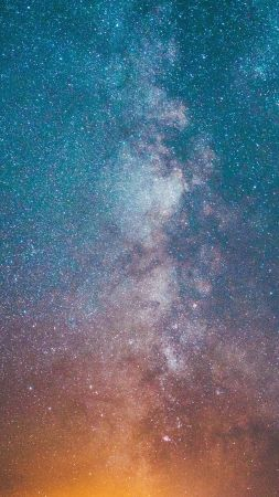 Space  Galaxy and Planets 4k Wallpapers and Backgrounds     milky way  stars  4K  vertical