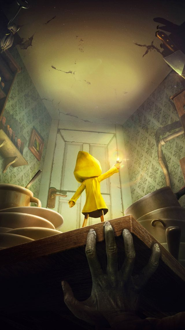 Wallpaper Little Nightmares PC Xbox One PS4 Games 11734
