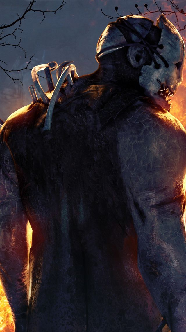 Wallpaper Dead By Daylight Trapper Best Games PC PS 4 Xbox One Games 13205