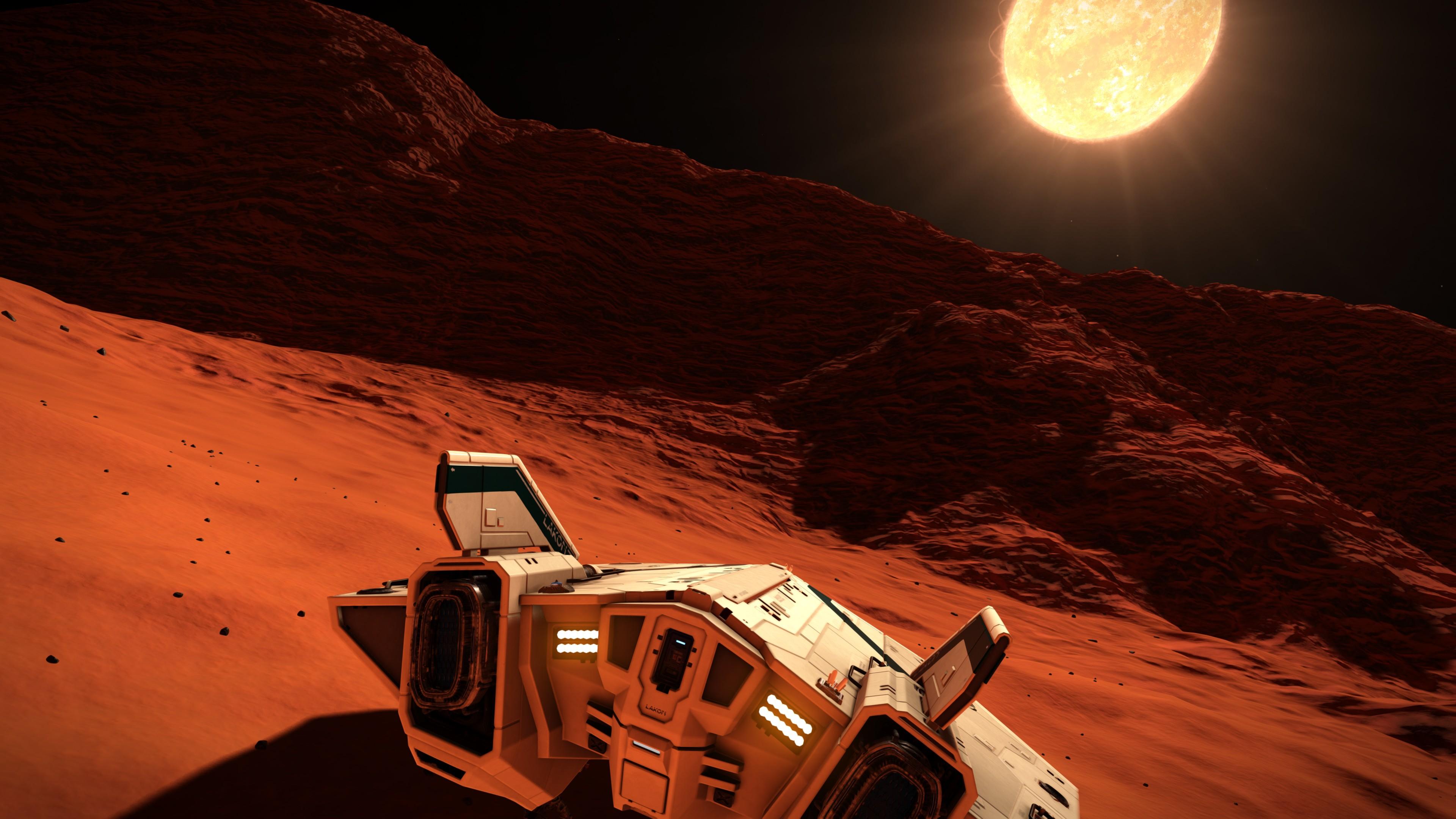 Wallpaper Elite Dangerous Horizons Best Games Sci Fi Space Open World Game PC PS4 Xbox