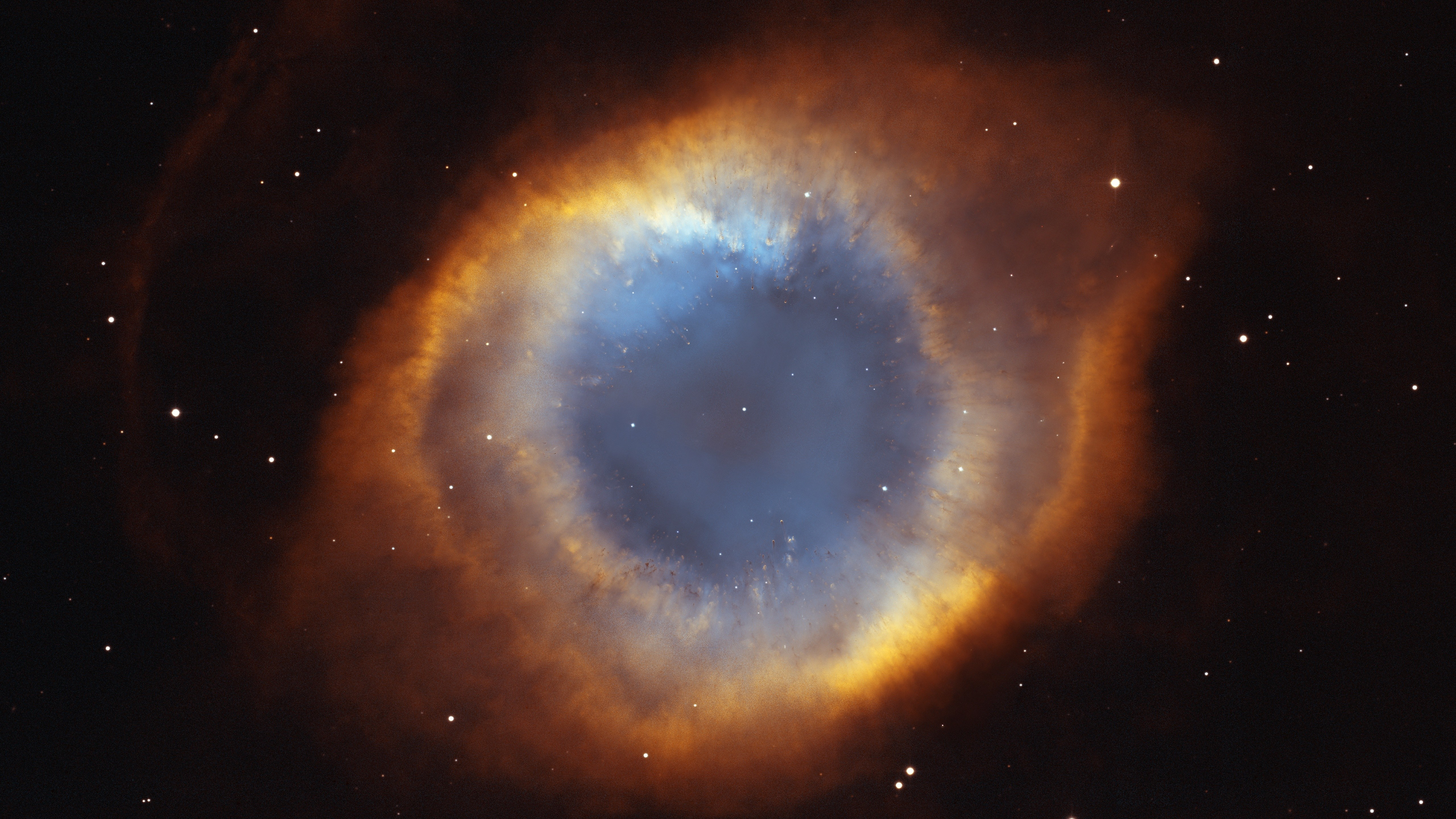 Wallpaper Helix Nebula Space Universe Space 12004