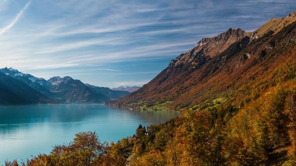Wallpaper mountains 4k 5k wallpaper 8k water lake