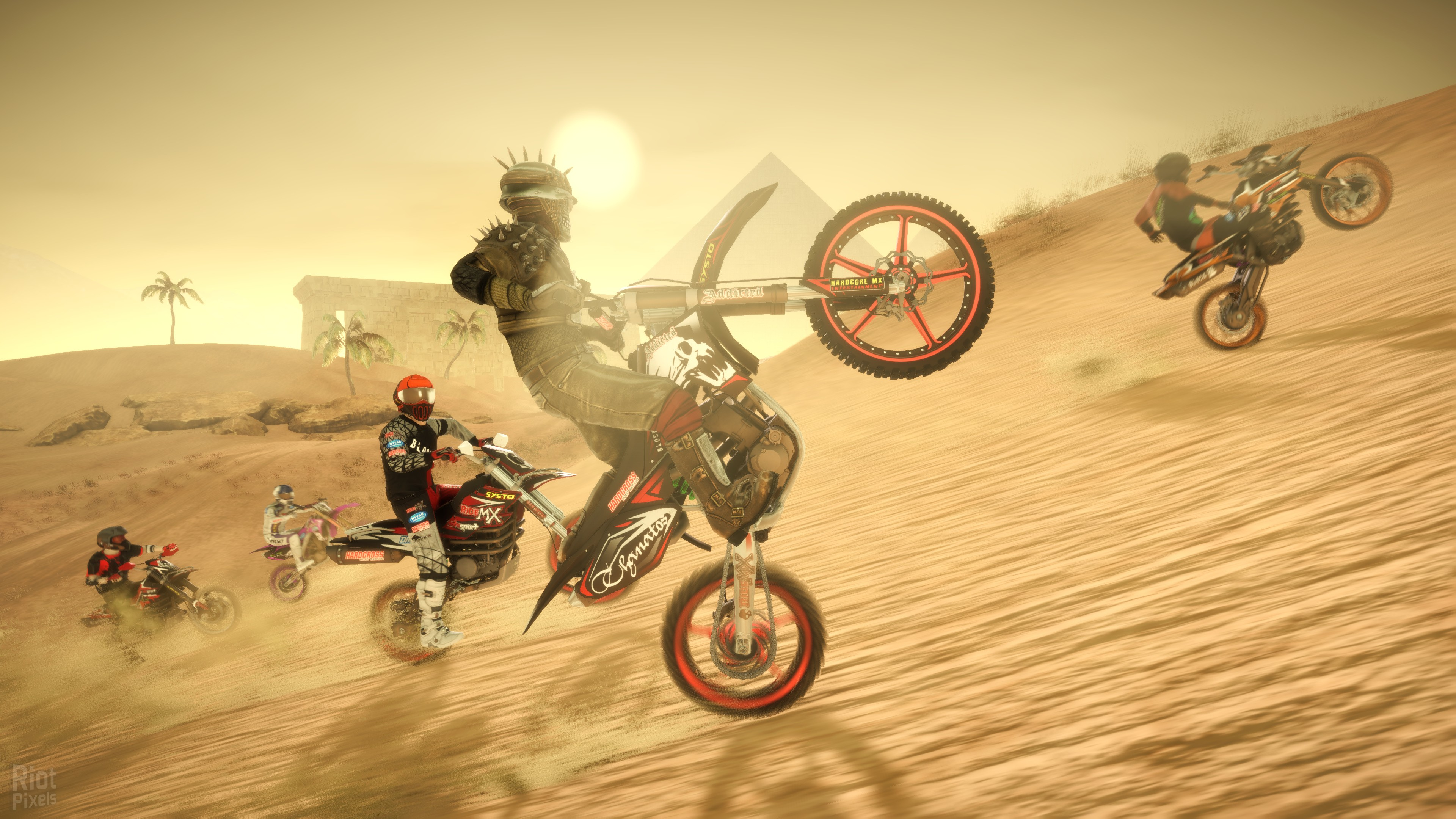 Wallpaper MX Nitro Motocross Extreme PC Xbox One PS4
