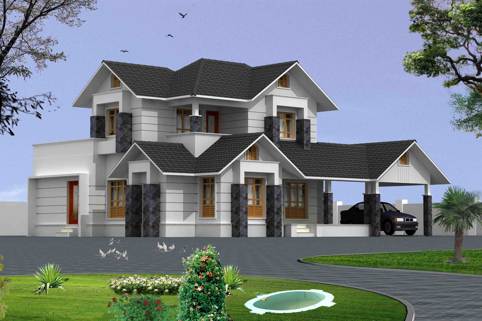 Download House 3D Wallpaper Gallery