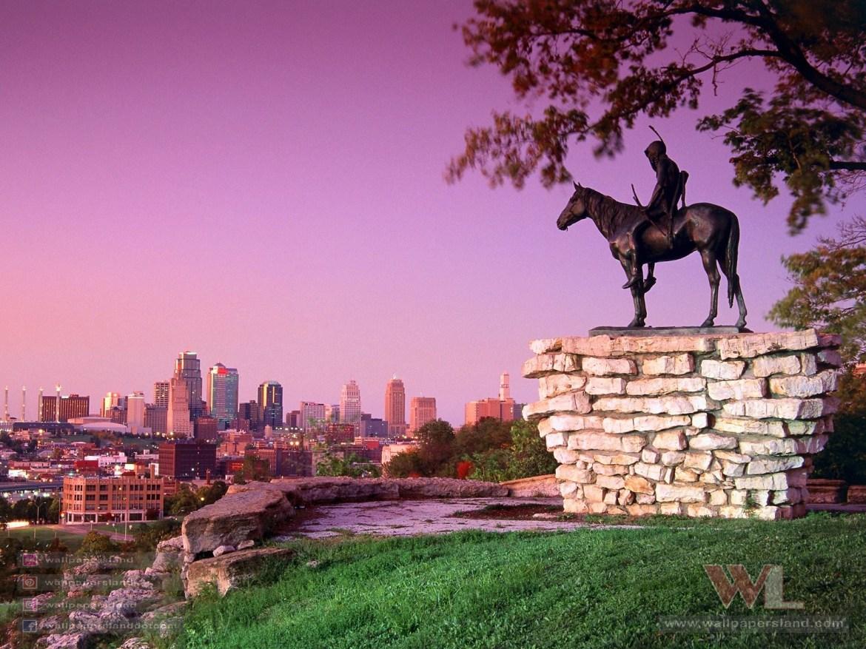 Scout Sculpture, Kansas City, Missouri