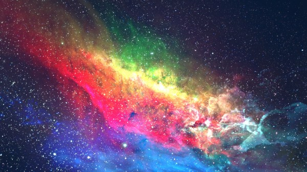 Download 1920x1080 wallpaper colorful, galaxy, space ...