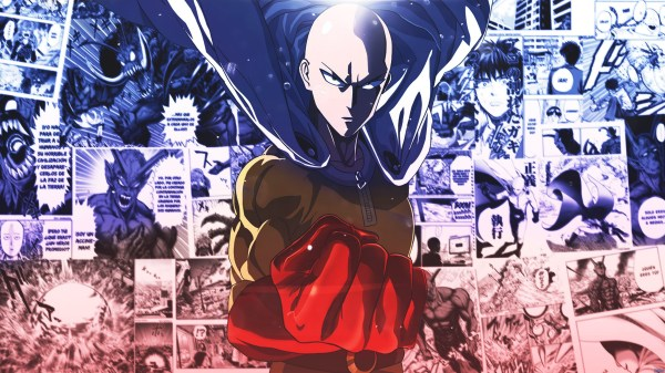Download 3840x2400 wallpaper saitama, onepunch-man, anime ...