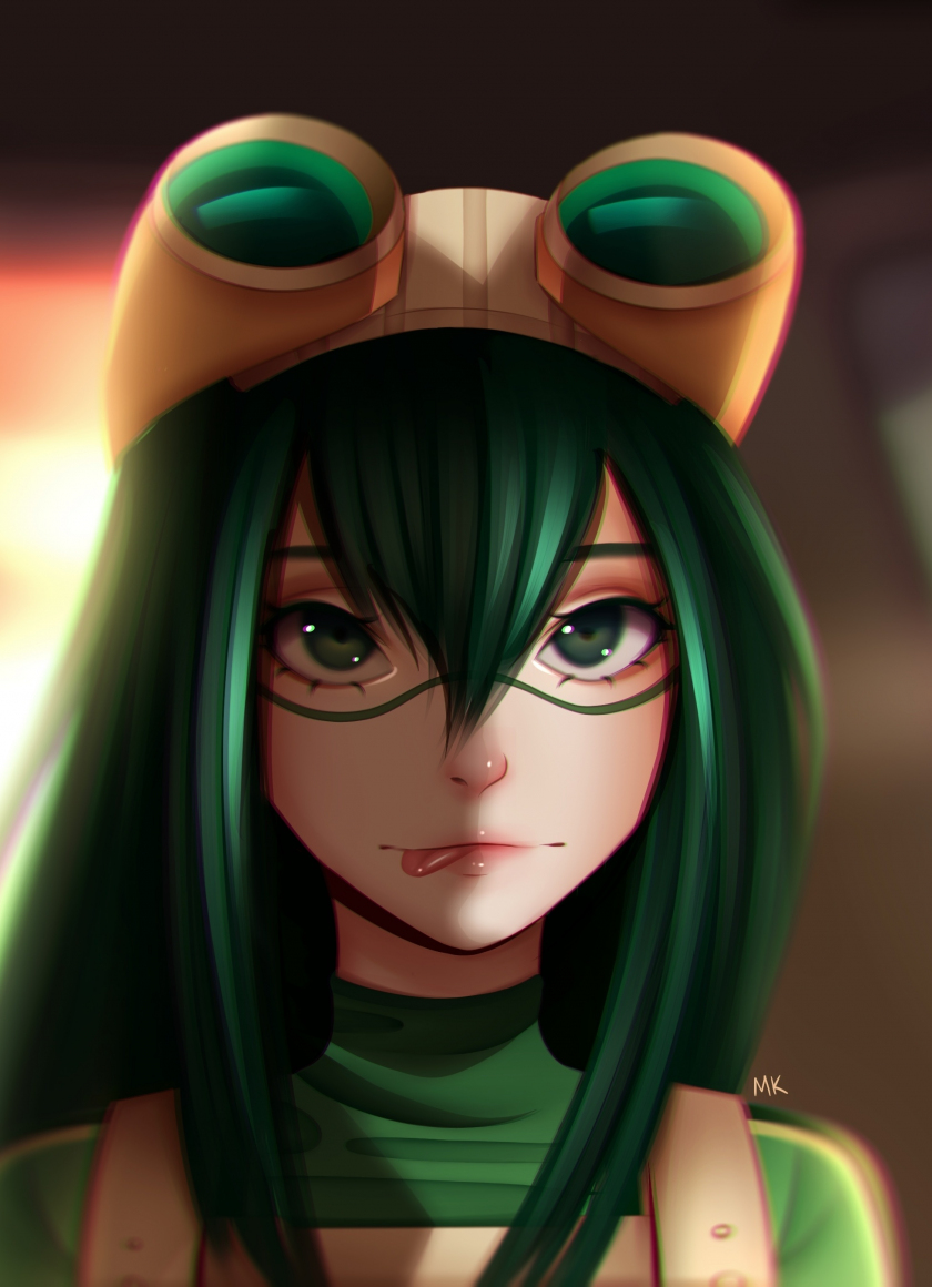 Cool features, hd my hero academia anime wallpaper backgrounds. Download 840x1160 wallpaper my hero academia, tsuyu asui ...