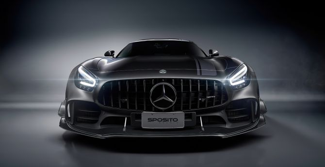 These simple tricks will help make your next wallpapering job go smoothly. Desktop Wallpaper Black Car Mercedes Amg Gt Car Hd Image Picture Background 0eb9cd