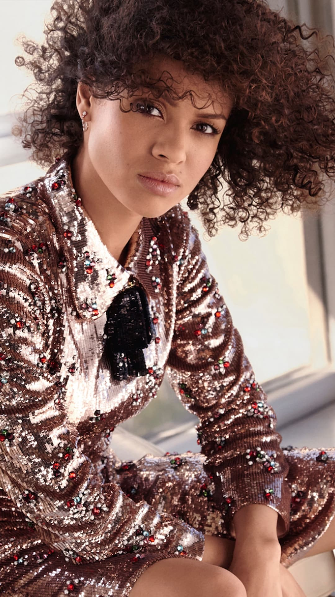 Gugu Mbatha Raw Wallpapers High Quality Resolution Download