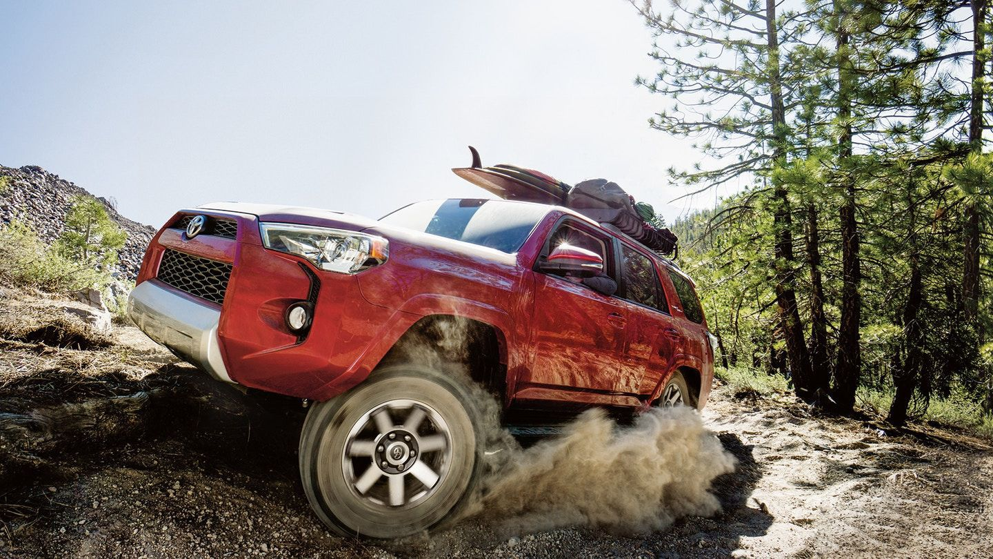 Incredible Suv Toyota 4runner 2018 25 Images In Hd