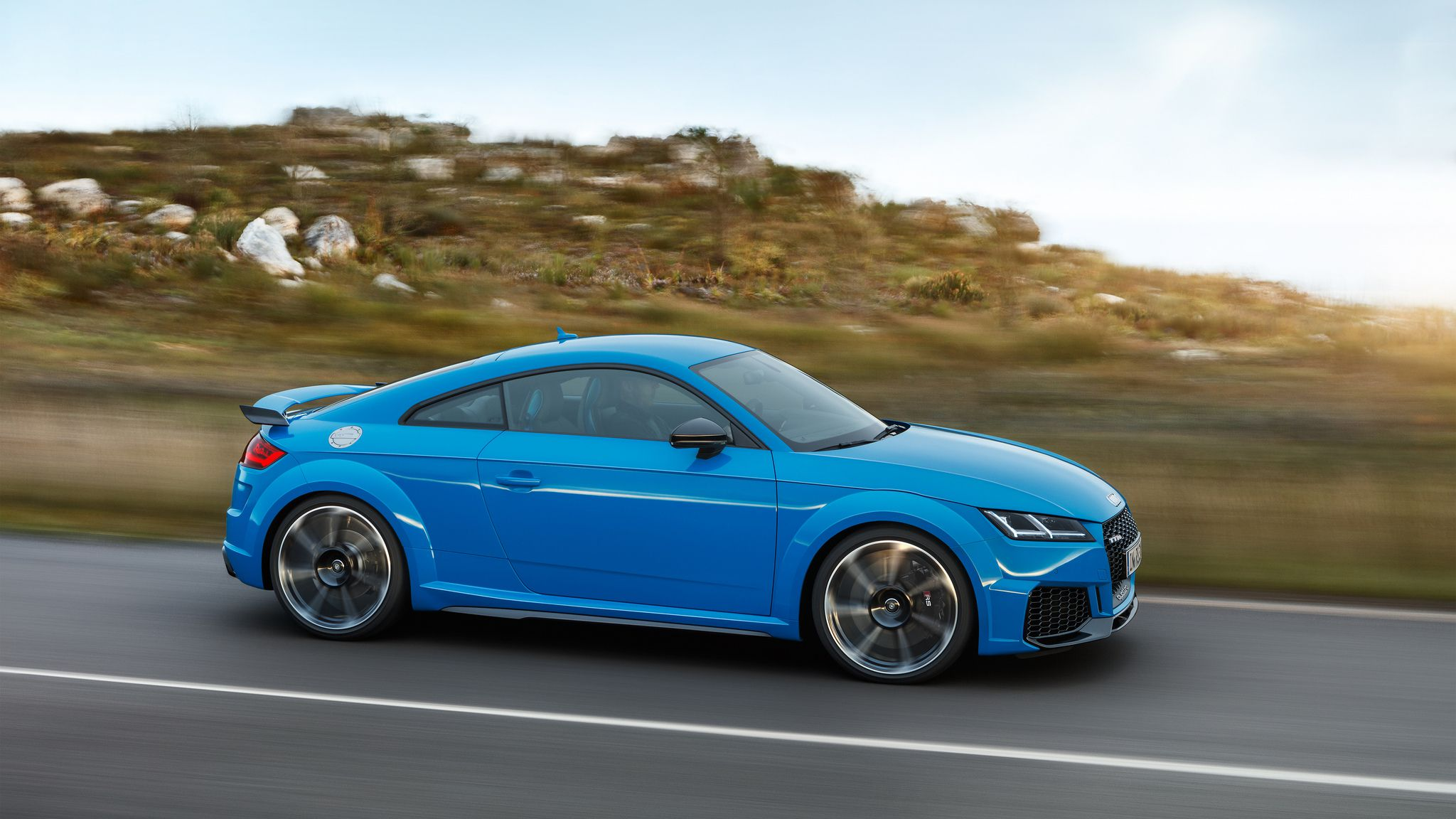 2019 Audi Tt Rs Coup 233 Another Breakthrough Technology