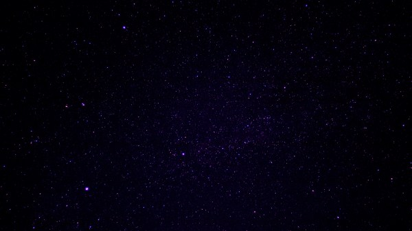 2560x1440 starry sky stars universe desktop PC and Mac