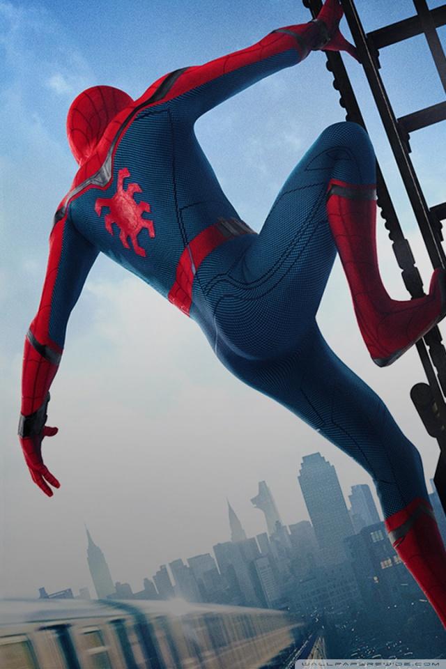 Spider man homecoming iphone wallpaper - Spiderman iphone x wallpaper ...