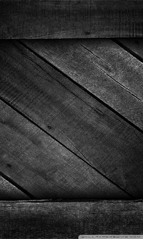 Black Background Wood Darker 4K HD Desktop Wallpaper For